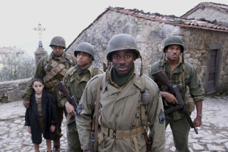 Spike Lee weaves a World War II epic with Miracle at St. Anna