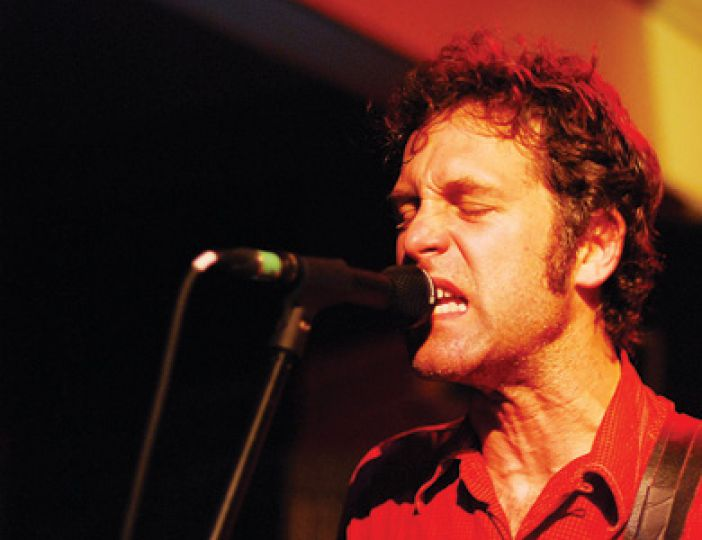 Ever the crowd-pleaser, Jason Collett played a sold-out show at the Grad Club on Friday night with guest, Rebekah Higgs.