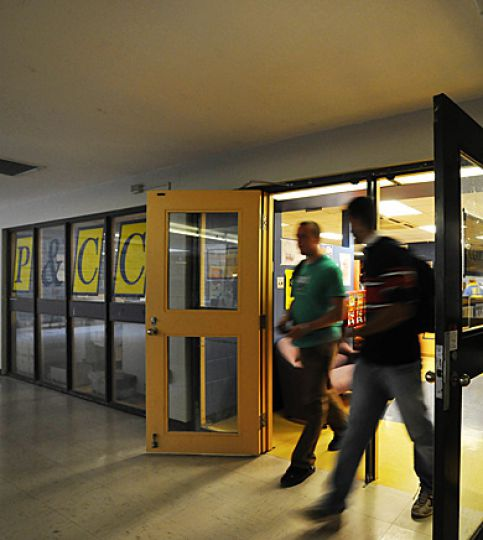 Students have been paying 10 cents more per page when photocopying reserved readings at the P&CC since Sept. 26.