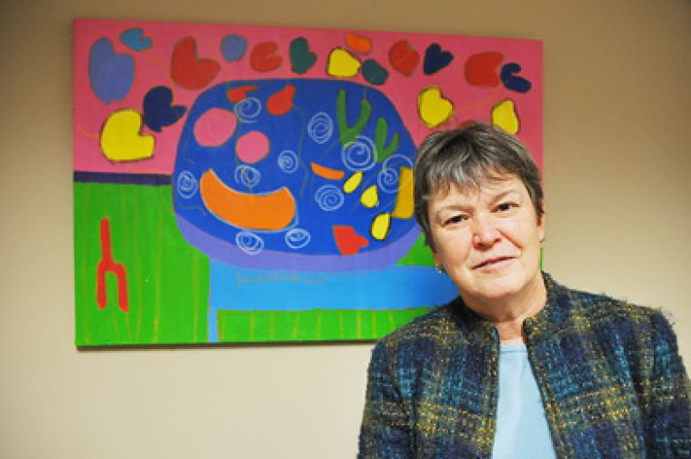 Dr. Ruth Wilson says the number one health issue facing Canada is the health status of aboriginal populations, which is far worse than that of Canadians in general.