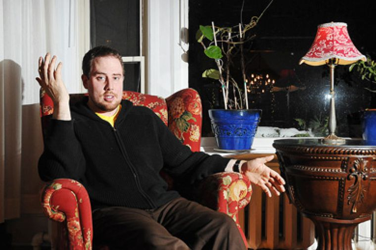 Liam Karry cites Kingston's DIY work ethic as fuel for his vision of engaging theatre.