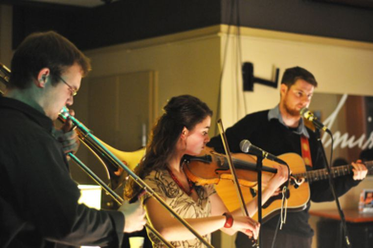 Free Whisky doesn't disappoint with their diverse and range of instruments, playing with and spicing up country sounds.