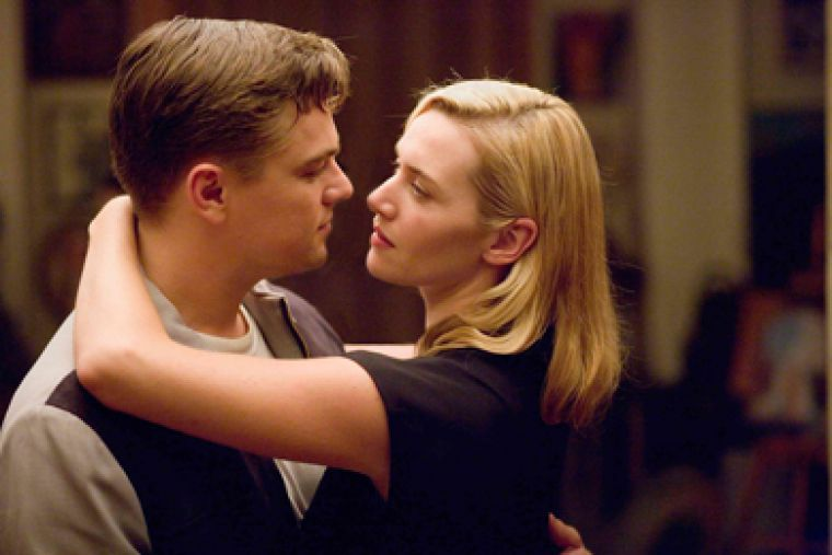 Both depressing and tantalizing, Revolutionary Road succeeds on the strength of a tried-and-true screen chemistry and the candid, tense portrayal of its dejected characters.