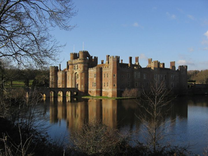 The International Study Centre at Herstmonceux Castle in England hosts between 160 and 180 first-year students every year.