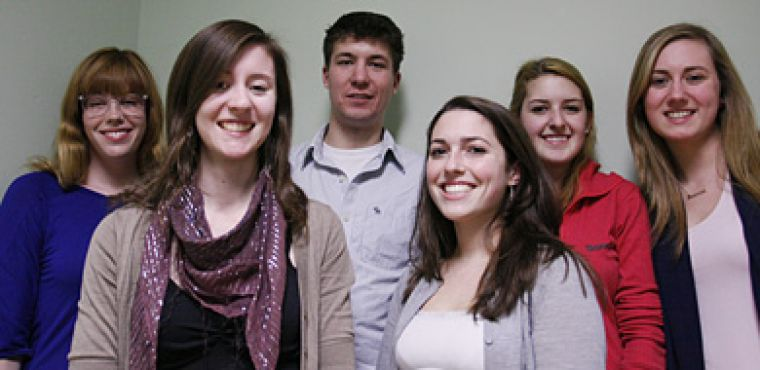 The 2009-10 AMS council was announced on Sunday night.