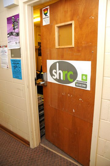 The Sexual Health Resource Centre (SHRC) offers abortion information and an abortion accompaniment service where an SHRC staff member will escort you to the Women's Clinic.