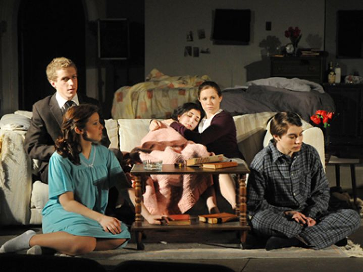 Queen's students Amanda Weltman and Davina Finn direct this heart-wrenching rendition of the classic play Anne Frank.