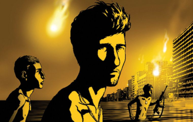 Ari Folman delves into human consciousness and post-traumatic stress disorder in Waltz with Bashir.