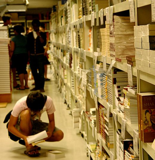 The Campus Bookstore has been offering free digital books since 1997. The first e-books were offered in HTML format but have recently been re-digitized as Digital Study Version texts.