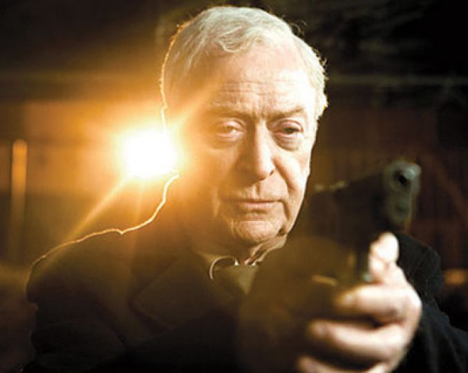 Prolific Michael Caine in Harry Brown