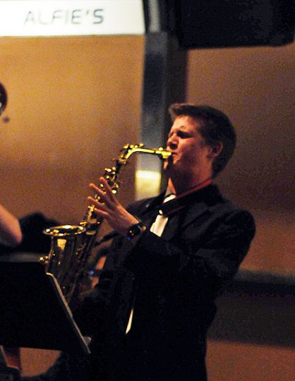 Alfie's gets one step closer to offering something for everyone on campus with their newly debuted Jazz Lounge.
