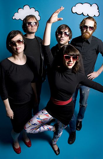You Say Party! We Say Die!'s gig tonight at The Grad Club will showcase their latest synth-pop indie rock record, XXXX.