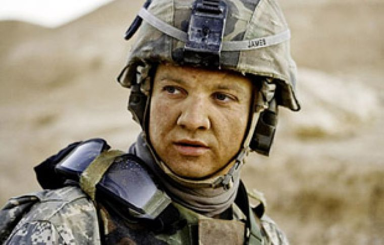 The Hurt Locker is a critics' favourite this year.
