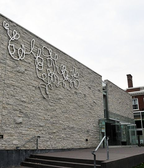 Agnes Etherington Art Centre has expanded since it was conceived in the 1920s to meet the University's demands for creative arts, but further growth is at risk from budget cuts.