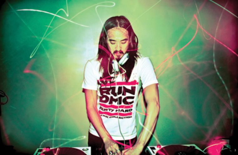 Before Aoki became an electro-entrepreneur, DJing took a backseat to studying as he worked towards his dual degree in sociology and women's studies.