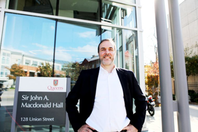 The Centre for Law in the Contemporary Workplace will open in a few months, Academic Director Kevin Banks says.