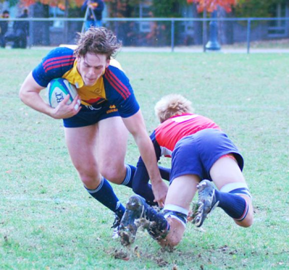 The Gaels won their final regular season game Saturday against the Brock Badgers. Queen's finished their season 6-2 and will face Guelph in the first round of the postseason.