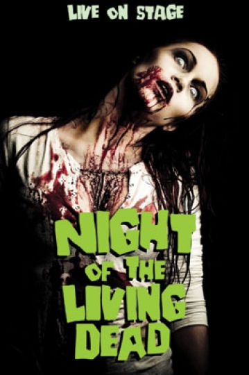 The musical adaptation of The Night of the Living Dead promises to be a gory affair.