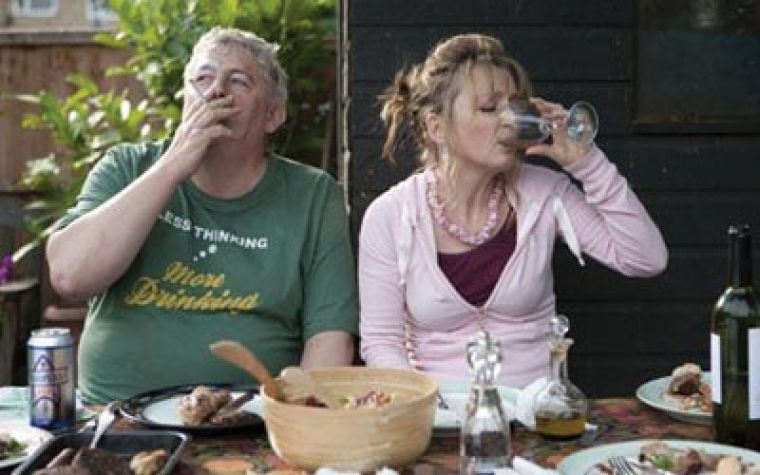 Peter Wight and Lesley Manville's characters Tom and Mary speak to the vulnerability of human nature and the fear of being alone.