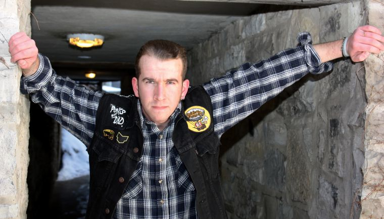 Graeme Melcher, ArtSci '12, said he doesn't look to trends to influence his personal style.