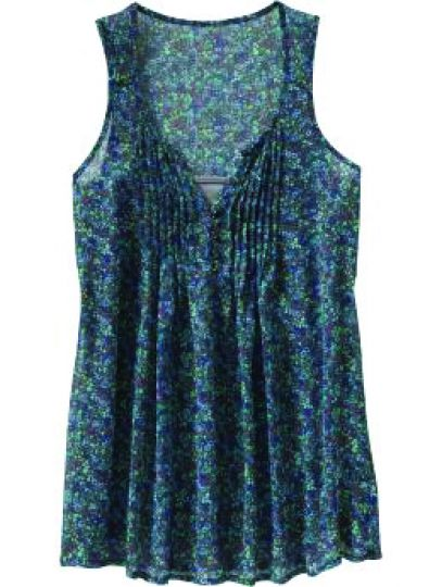 Where to find it: Old Navy Women's Floral-Print Chiffon Top; $24.50