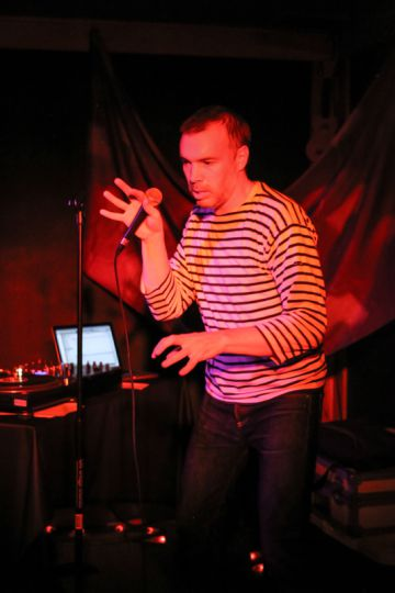 Buck 65 at the General Wolfe Hotel.