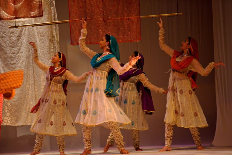 Sampradaya Dance Creations will be bringing culture to Kingston on Oct. 23.