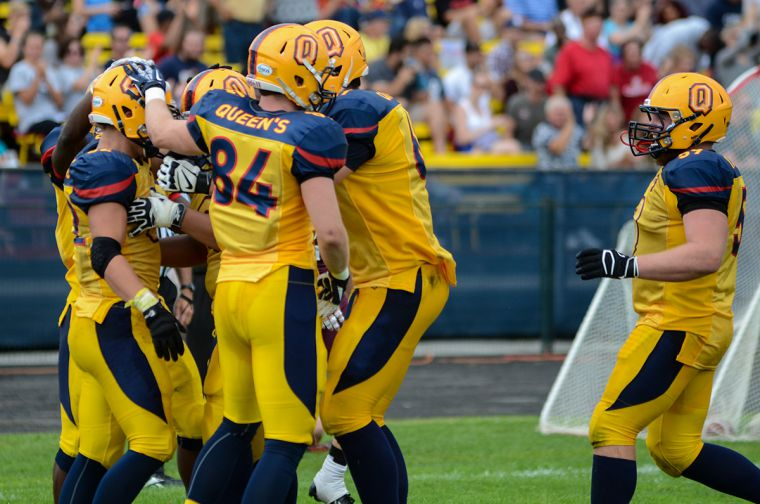 Queen's will forfeit its two opening games of the 2014 season, played earlier in September against Windsor and Ottawa.