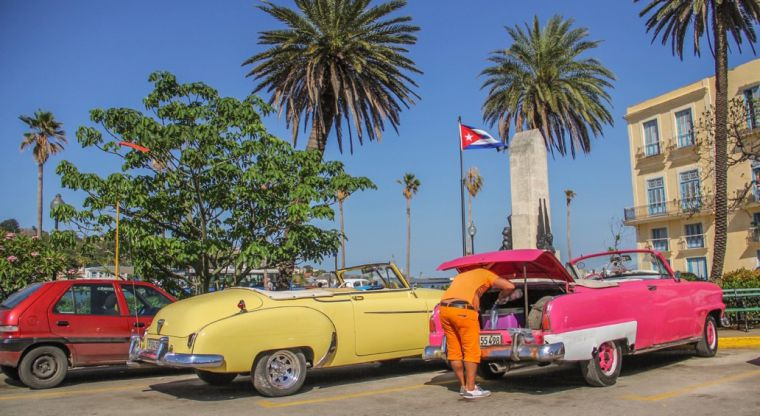 To embrace Havana is to have a fabulous time travel back into its robust history