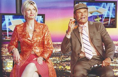 Jane Lynch and Fred Willard have been part of the ensemble casts for many of Guest's films.