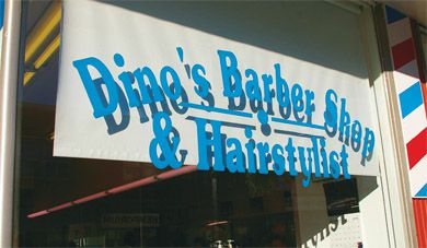 Luckily, Dino's isn't the only option when it comes to hairstyling in Kingston.