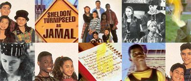 Ghostwriter's multicultural team of mystery solvers was a huge children's television hit in the early '90s.