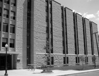 Watts Hall holds 212 beds and also has two floors for upper-year students. It opened in 2003.