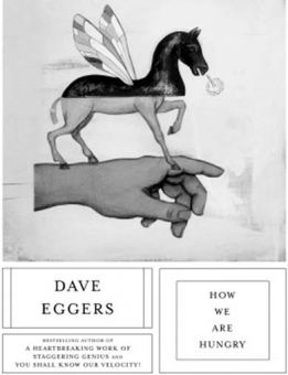 """""""Diagnosis would have made it all less interesting,"""" writes Eggers. Touché."""