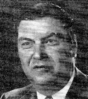 David Canvin in a 1988 photo.