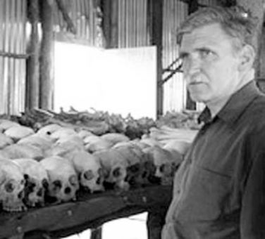 In early 2004, Lt.-Gen. Roméo Dallaire returned to Rwanda for the first time since the 1994 genocide.
