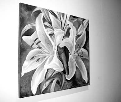 Surface Detail is in full bloom at the Union Gallery.