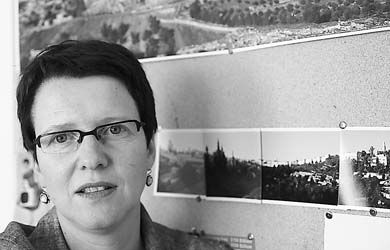 Film studies professor Dorit Naaman says Queen's should offer more Middle Eastern instruction and engage in more discussion concerning academic freedom.
