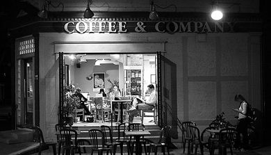 The Coffee & Company on Division Street closed Friday after six years.