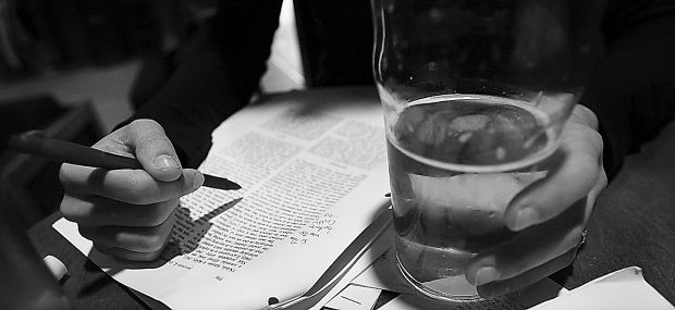 Long study sessions followed, or combined, with heavy drinking are prime components of binge culture.