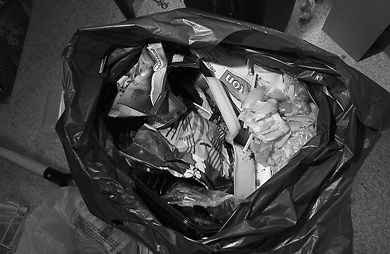 In the 2006-07 fiscal year, approximately 2,291 tonnes of Queen's waste went to the landfill.