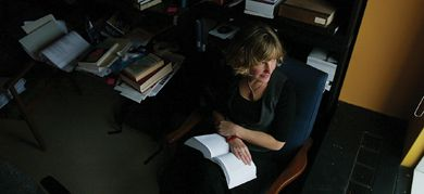 English professor Laura Murray says engaging in literary criticism doesn't prevent you from enjoying what you're reading.