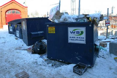 Food Services won't collaborate with the city on its organic waste management program.