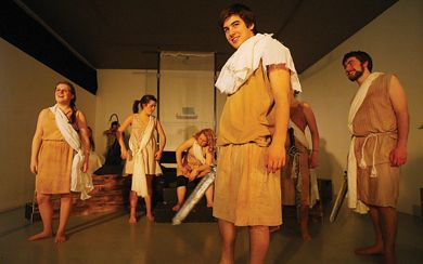 Chaos Theory's production of The Odyssey brings freshness to the Homeric tale by portraying Penelope's side of the story.