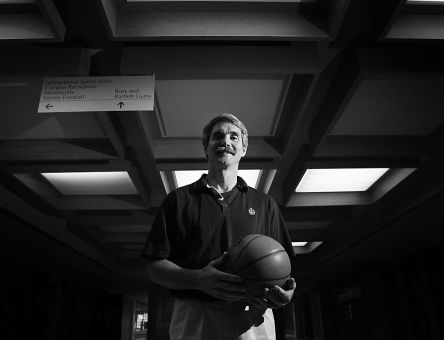Dave Wilson, coach of the women's basketball team, says there are no guidelines pertaining to pre-game sex for student athletes.