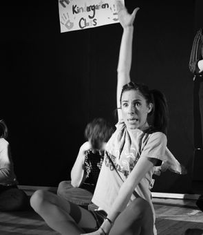 Underplayed Theatre Company hits and misses at sketch comedy with their show UnPilot playing at the Wellington Street Theatre.