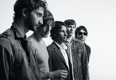 Sam Roberts and his band will be headlining this year's Frosh Week Concert tonight with fellow Montrealer friends The Stills.