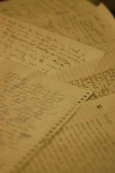 Graphology suggests an individual's handwriting provides clues to their personality.