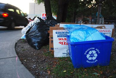 The Student Relations Committee's online survey runs online from Sept. 1 to Sept. 19 and seeks student input on city-run services such as recycling.