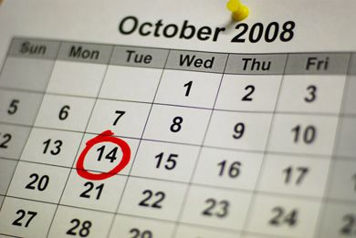 The Federal Election is set for Tuesday, October 14, 2008.